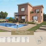 Villa for sale in Paphos, Venus Rock Resort, Villa Type Media