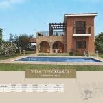 Villa for sale in Paphos, Venus Rock Resort, Villa Type Okeanos