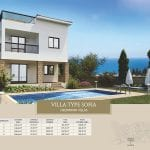 Villa for sale in Paphos, Venus Rock Resort, Villa Type Sofia
