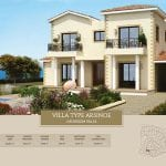 Villa for sale in Paphos, Venus Rock Resort, Villa Type Arsinoe
