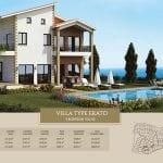 Villa for sale in Paphos, Venus Rock Resort, Villa Type Erato