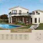Villa for sale in Paphos, Venus Rock Resort, Villa Type Jasmine