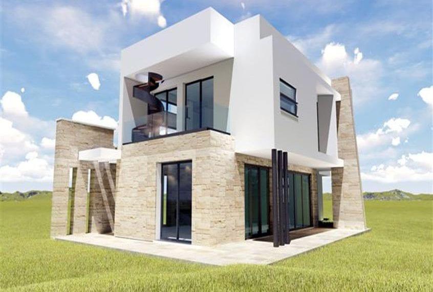 Modern 4 Bedroom Luxury Villa for sale in Paphos