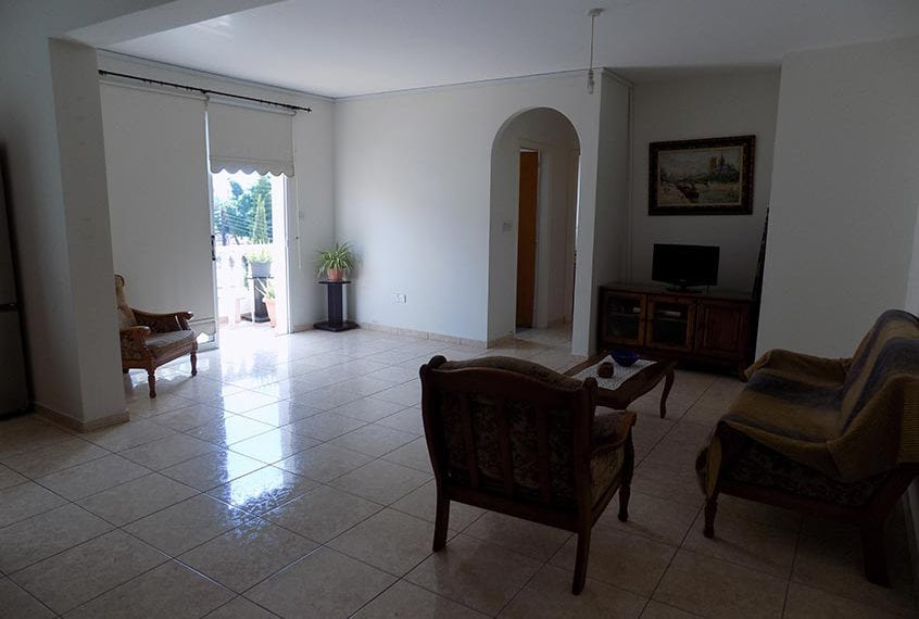 Two Bedroom Apartment for sale in Paphos, Tomb of the Kings road