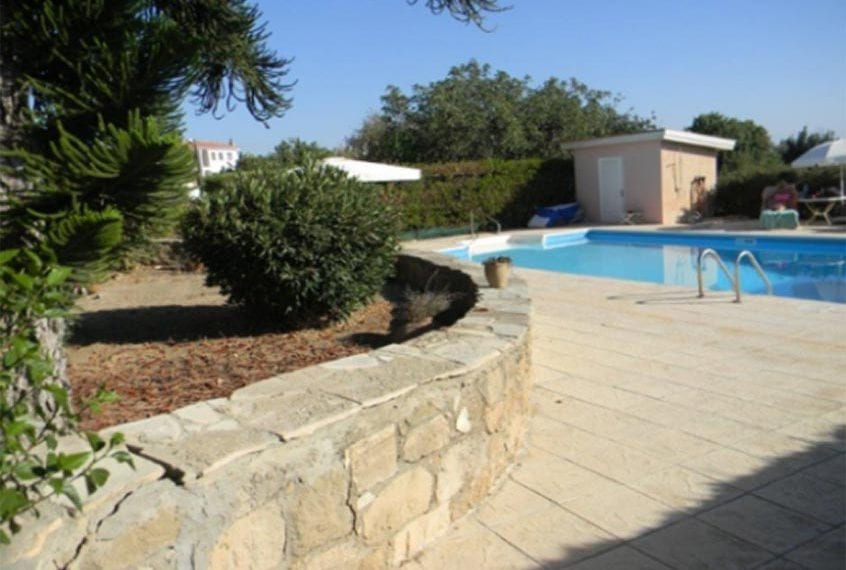 Double Storey 4 Bedroom Villa for sale in Paphos, with Pool