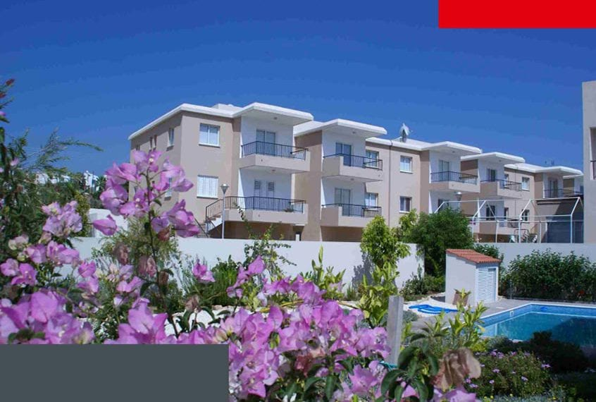 2 Bedroom Apartments For Sale In Paphos, Ideal Cyprus living