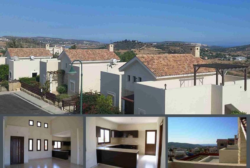 3 Bedroom Villa For Sale in Limassol, Tranquil Views of the South