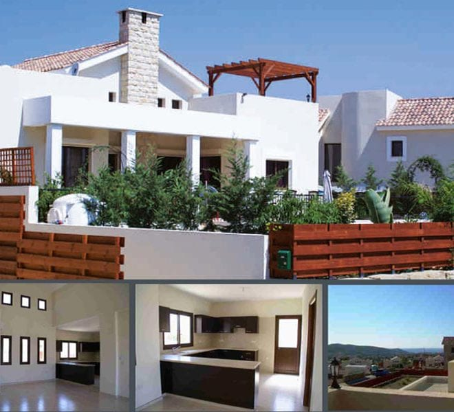 3 Bedroom Villa For Sale in Limassol, Monagroulli