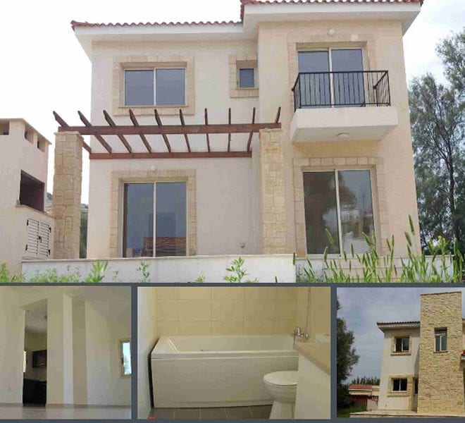 3 Bedroom Villa for sale in Polis' Seaside with Mountain Views