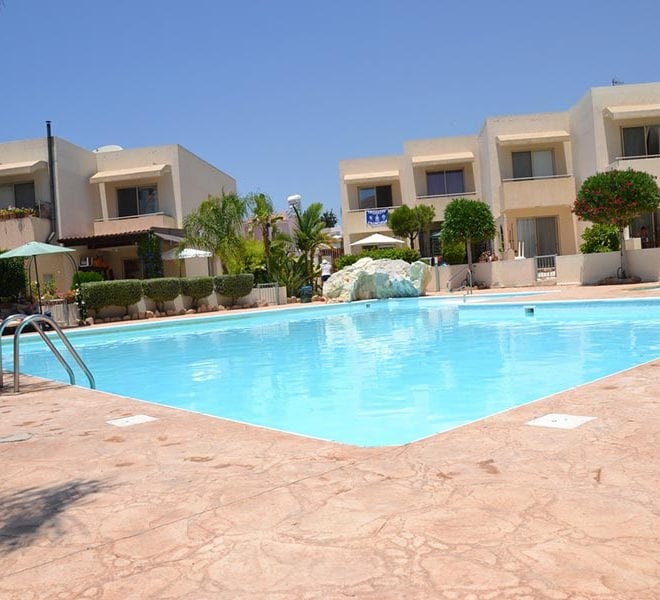 3 Bedroom resort styleApartment For Sale In Paphos