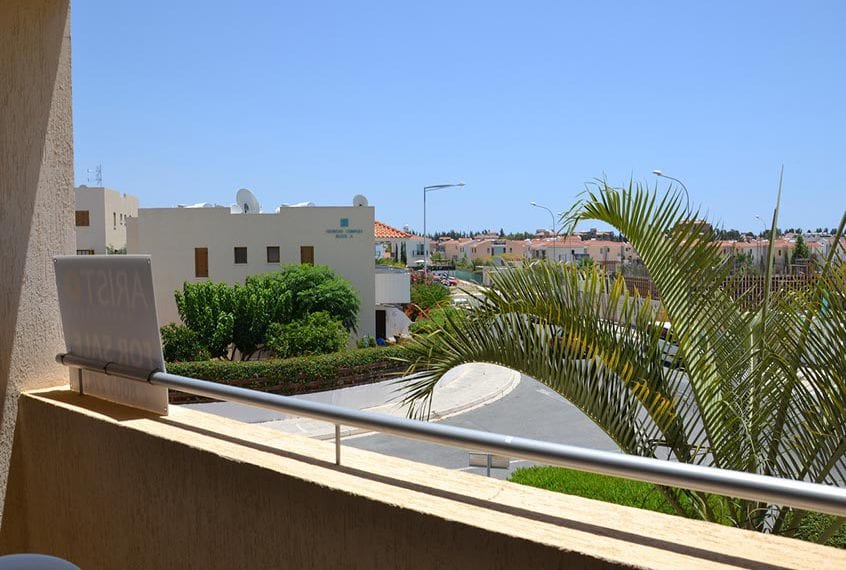 3 Bedroom resort style Apartment For Sale In Paphos