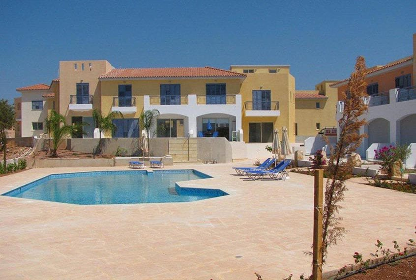2 Bedroom Townhouse For Sale in Paphos' Anarita Chorio