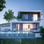 Modern 3 Bedroom Villa for sale in Limassol Suburbs
