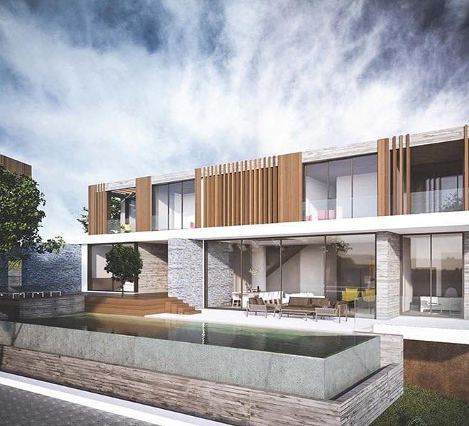 Modern 3 Bedroom Villa for sale in Limassol's Aurai Residences