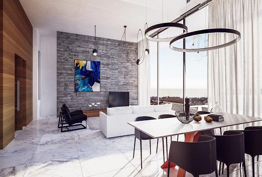Modern 4 Bedroom Villa for sale in Limassol's Aurai Residences