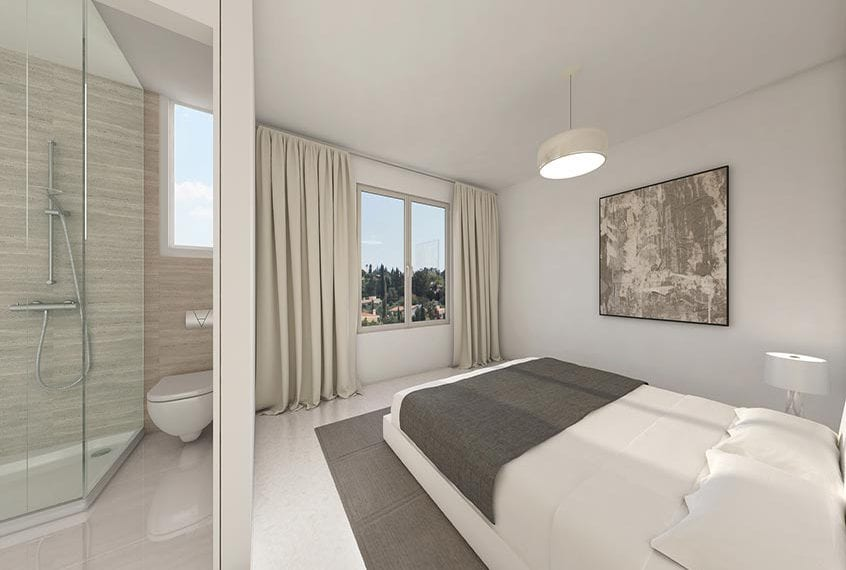3 Bedroom Penthouse Apartment for sale in Paphos' Domus Project