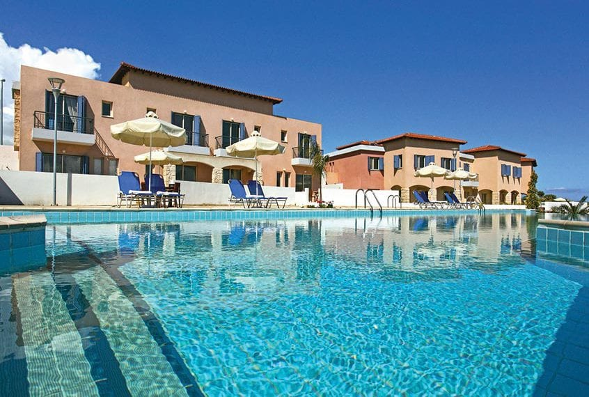 3 Bedroom Apartment for Sale in Paphos' Prodromi Gardens