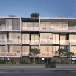 Modern 2 bedroom apartment for sale in Limassol 's Vetro Suites