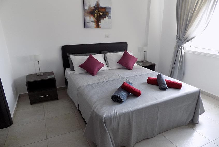 Modernized 2 Bedroom Apartment for sale in Paphos, Tremithousa