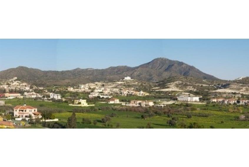 Land for Sale in Larnaca near Highway in Alethriko
