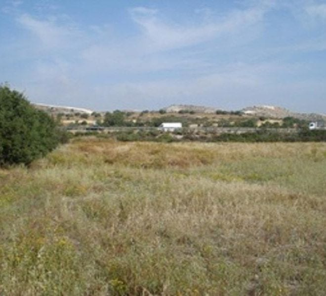 Land for Sale in Larnaca near Highway in Alethriko