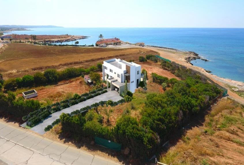 Plot of 5,000m² Land for Sale in Larnaca, Ormidia