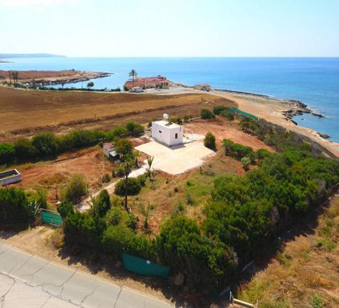 Plot of 5,000m²Land for Sale in Larnaca, Ormidia