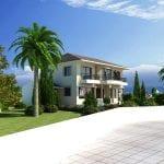 4 Bedroom detached Villa for sale in Famagusta, Dherinea