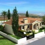 Stunning Three Bedroom Bungalow for sale in Larnaca