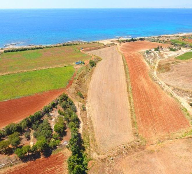 Massive 13,000m²Land for Sale in Larnaca