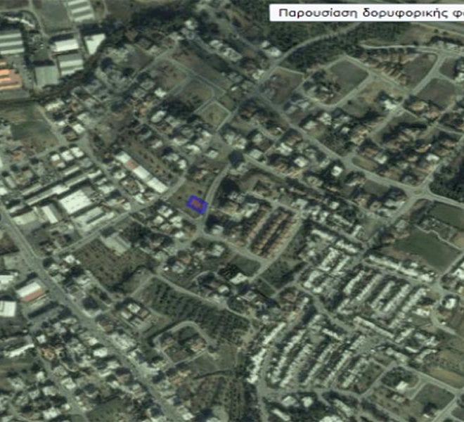 556m² Land for sale in Nicosia, Latsia