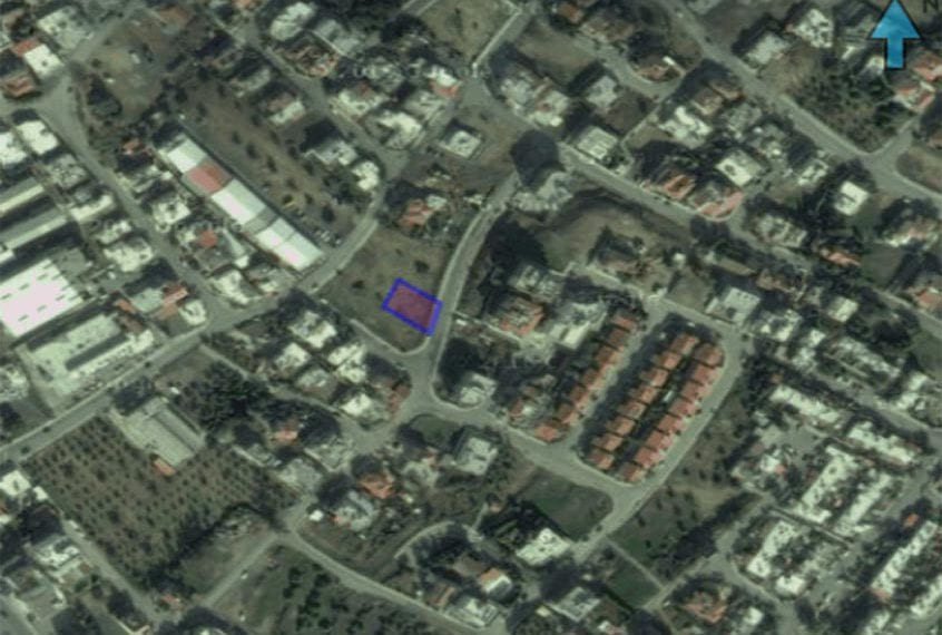 556m² Land for sale in Nicosia, Latsia