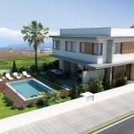 Modern Three bedroom detached Villa for sale in Larnaca