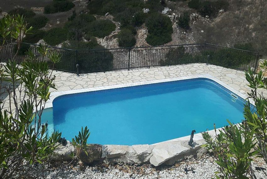House  with stunning sea views for sale in Peyia