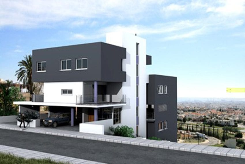 Whole floor luxury sea view apartment Panthea, Limassol