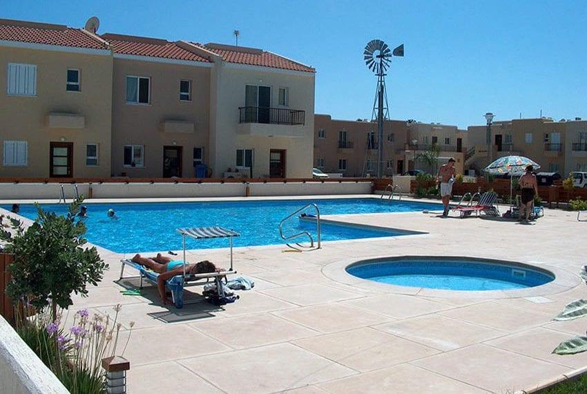 Top floor apartment for sale in Mandria, Paphos