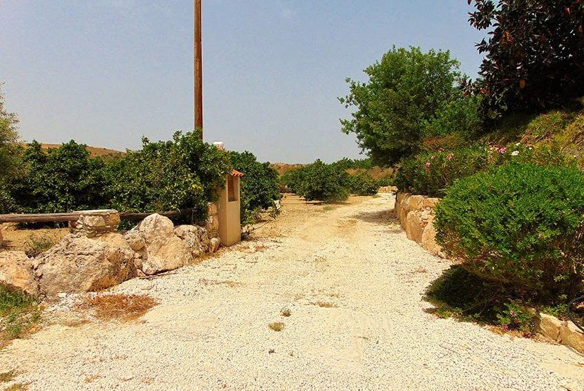 Golden valley villa for sale in Skoulli, Paphos