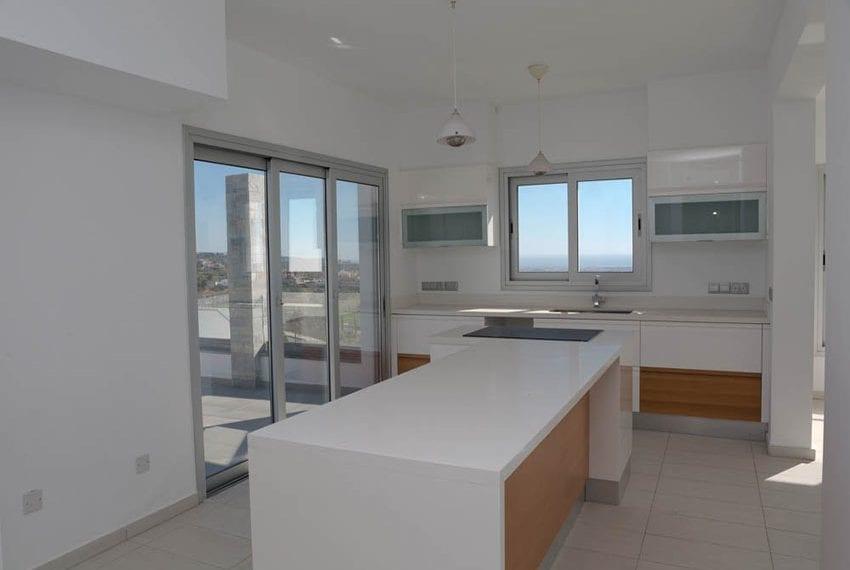Spacious luxury villa on big plot Tala, Paphos
