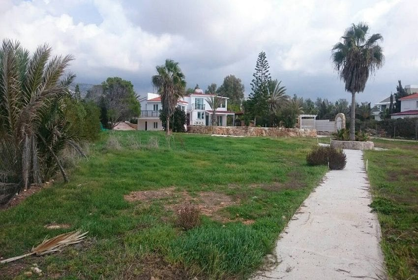Beach front villa for sale in Sea Caves, Paphos