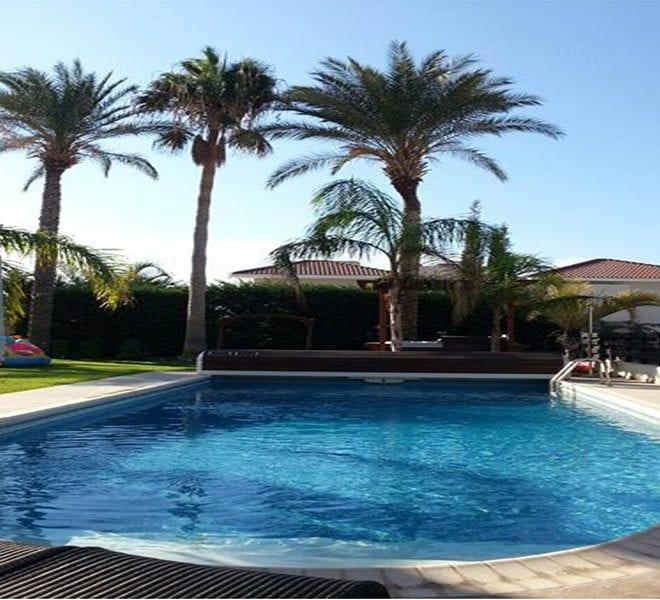 Luxury villa for sale located in pristine area Limassol