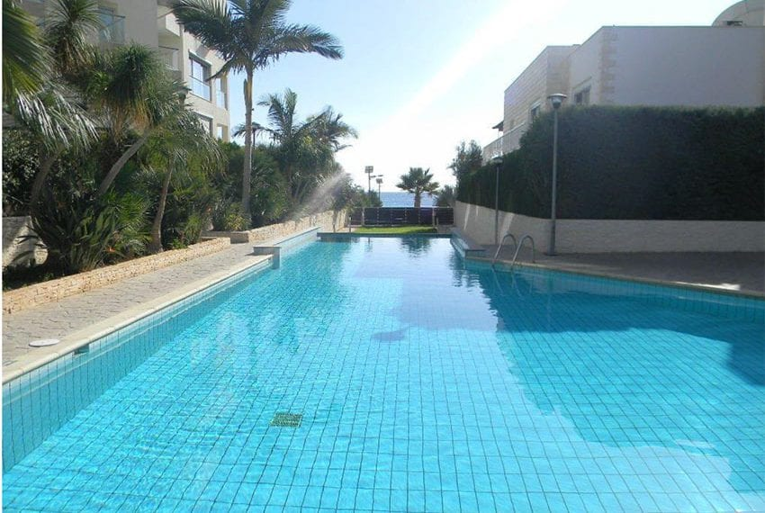 Sea View apartment for sale in Limassol tourist area