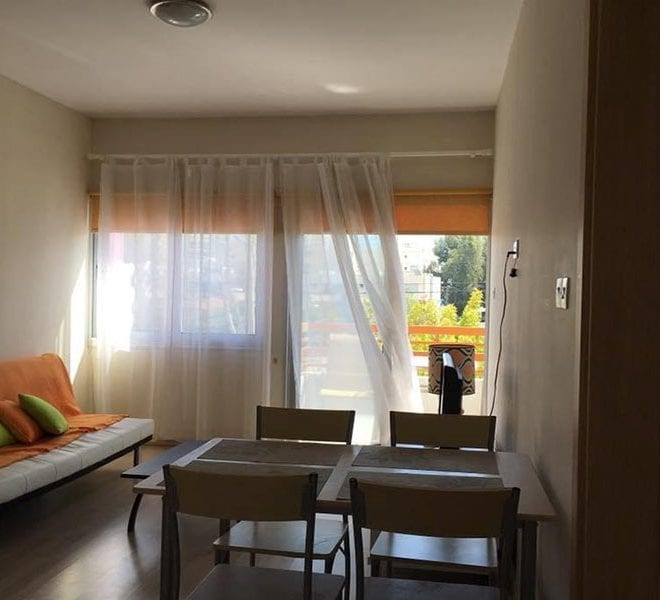Furnished 1 bed apartment in colors boutique Limassol