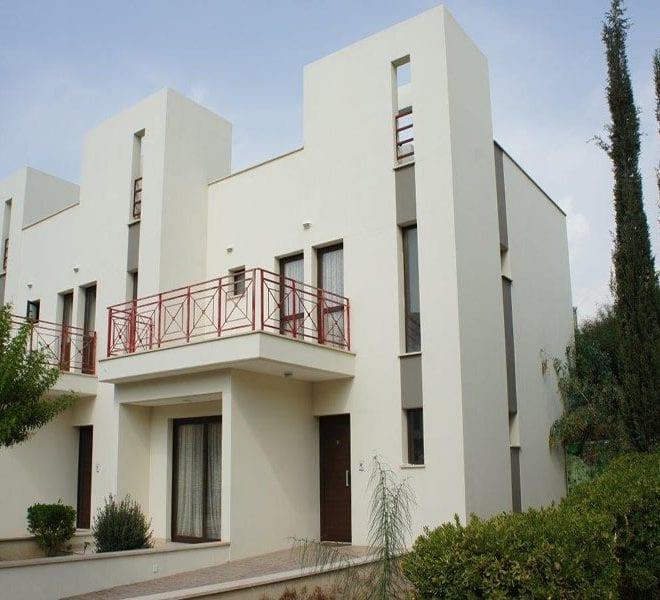 For sale 3 bedroom semi detached townhouse Mouttagiaka, Limassol