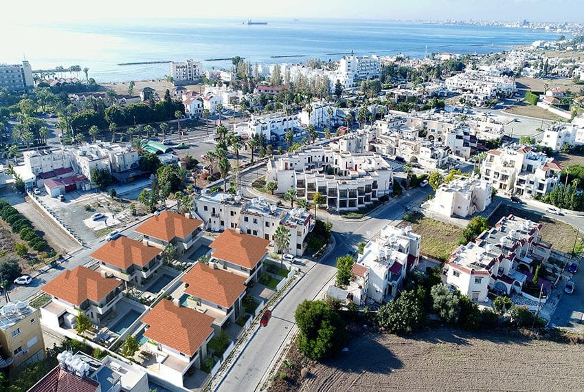 Exclusive coastal residency for sale Larnaka, Cyprus