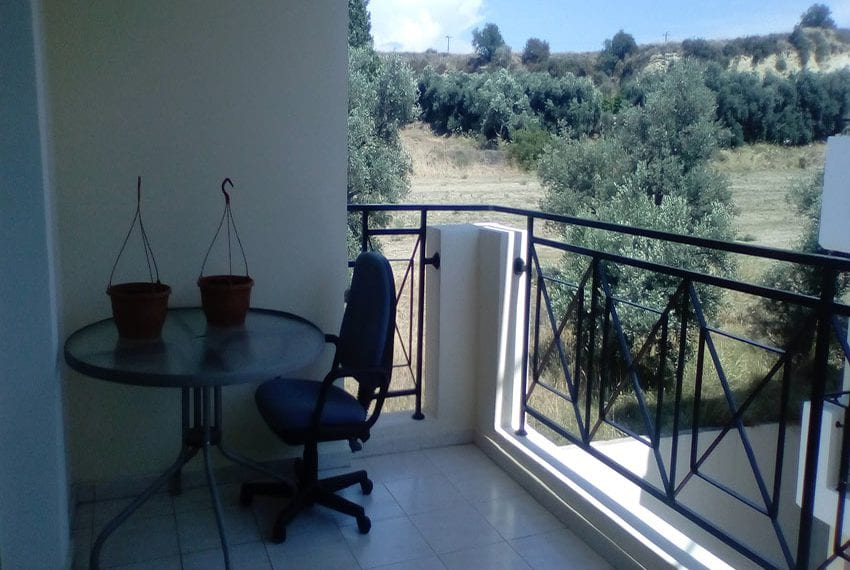 2 bedroom top floor apartment for sale in Polis