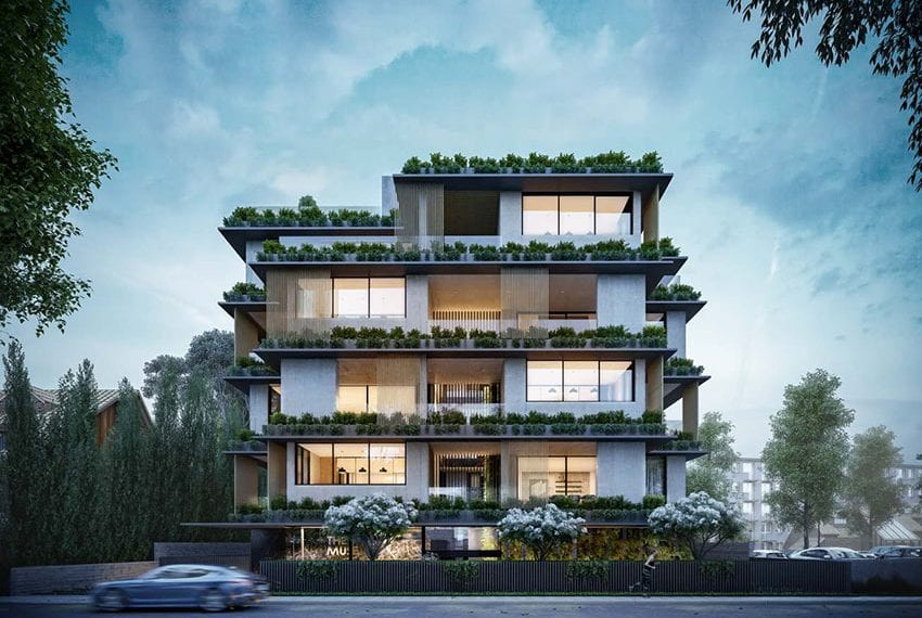 Boutique apartments for sale in Limassol