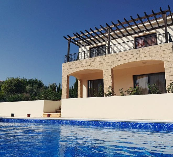For sale 3 bedroom villa in Secret Valley Golf Resort, Cyprus