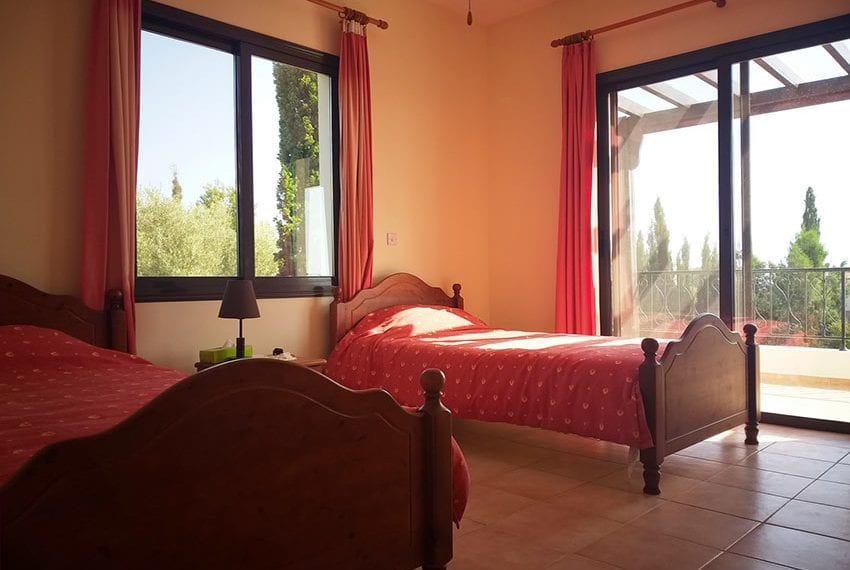 For sale 3 bedroom villa in Secret Valley Golf Resort, Cyprus06