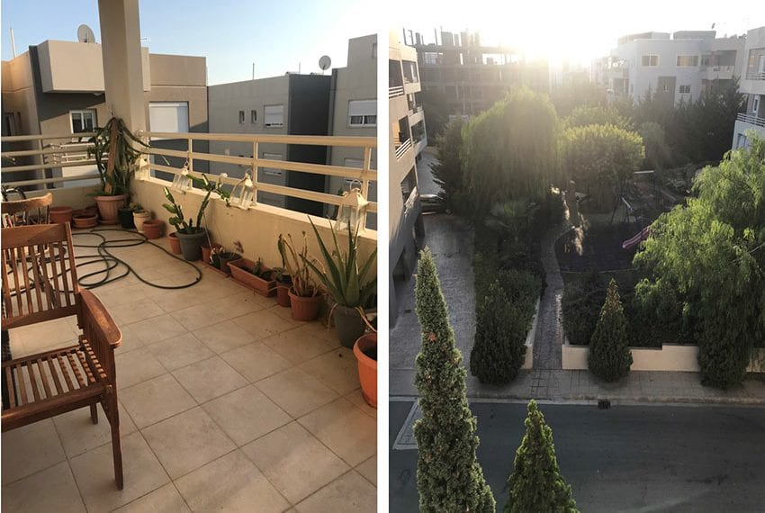 Penthouse apartment for sale in Limassol