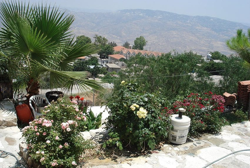 Traditional stone house for sale in Pentalia village, Cyprus